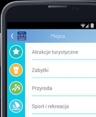 prezentacja aplikacji w telefonie