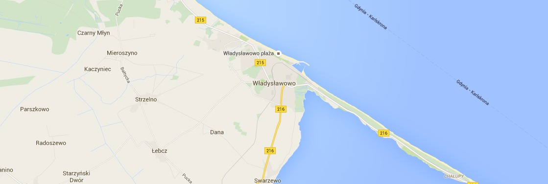 Gniezno mapa google
